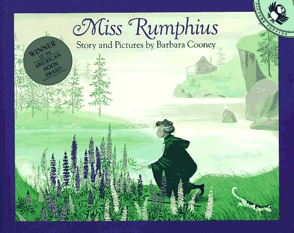 Miss Rumphius   2011 edition cover