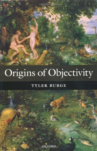 Origins of Objectivity   2010 edition cover