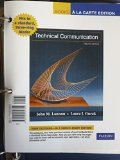 Technical Communication  12th 2011 9780205060399 Front Cover