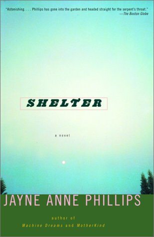 Shelter   2002 9780375727399 Front Cover