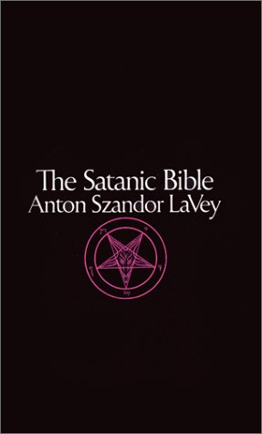 Satanic Bible   1969 9780380015399 Front Cover