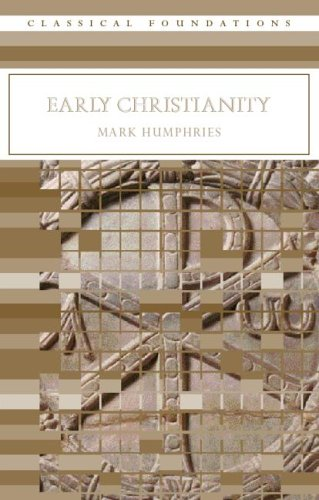 Early Christianity   2005 9780415205399 Front Cover