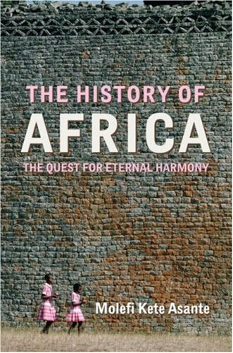 History of Africa The Quest for Eternal Harmony  2007 edition cover