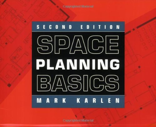 Space Planning Basics  2nd 2004 (Revised) edition cover