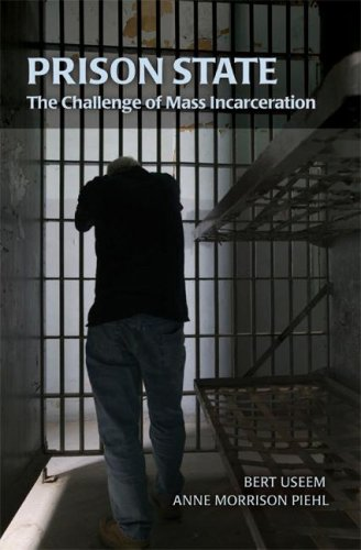Prison State The Challenge of Mass Incarceration  2008 edition cover
