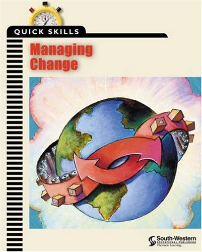 Quick Skills Managing Change  2001 edition cover
