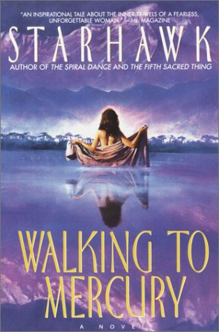 Walking to Mercury  Reprint  9780553378399 Front Cover