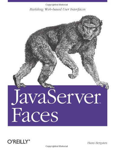 JavaServer Faces   2004 9780596005399 Front Cover