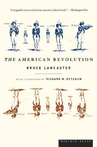 American Revolution   2001 edition cover