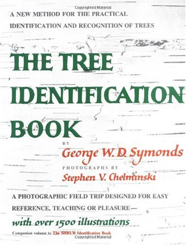 Tree Identification  N/A edition cover