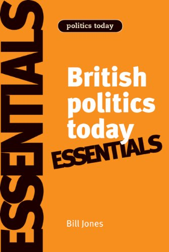 Essentials of British Politics Today  6th 2010 (Revised) edition cover
