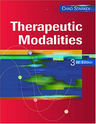Therapeutic Modalities  3rd 2004 (Revised) edition cover