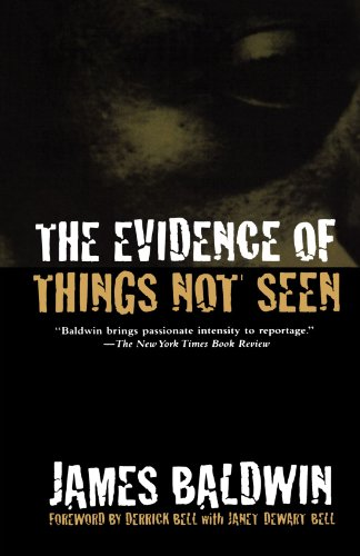 Evidence of Things Not Seen Reissued Edition 10th (Revised) edition cover