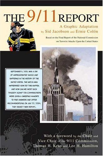 9/11 Report A Graphic Adaptation  2006 edition cover