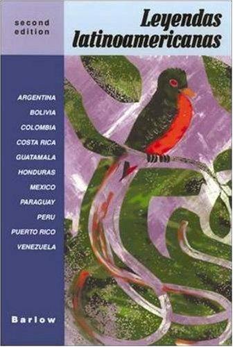 Leyendas Latinoamericanas  2nd 1996 (Revised) edition cover