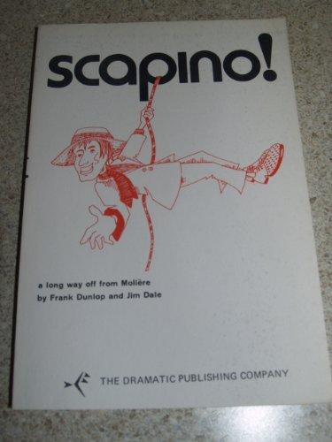 Scapino! - Full 1st edition cover