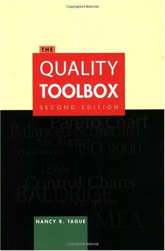 Quality Toolbox  2nd 2004 edition cover