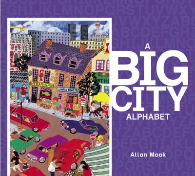 Big City Alphabet   2009 9780887769399 Front Cover