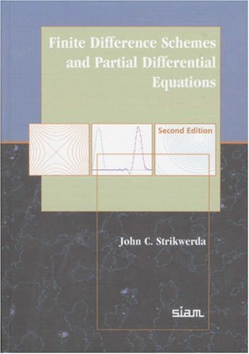 Finite Difference Schemes and Partial Differential Equations:  2007 edition cover