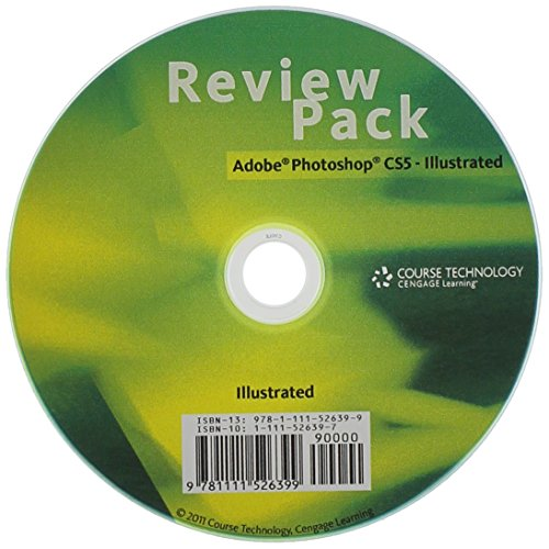 Review Pack for Botello's Adobe Photoshop CS5 Illustrated   2011 9781111526399 Front Cover