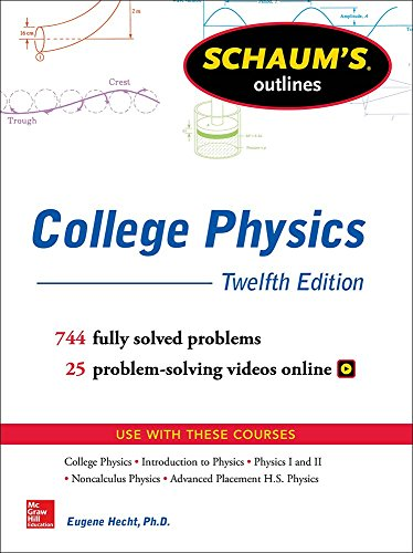 College Physics  12th 2018 9781259587399 Front Cover