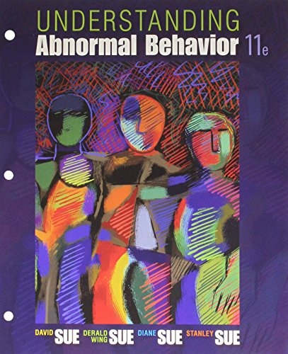 Understanding Abnormal Behavior + Mindtap Psychology, 1 Term 6 Month Printed Access Card:   2015 9781305707399 Front Cover