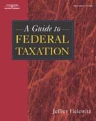 Guide to Federal Taxation   2005 9781401810399 Front Cover