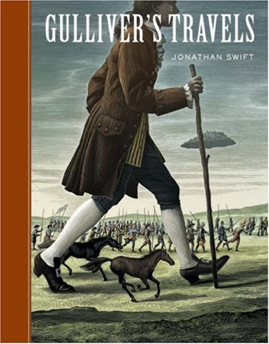 Gulliver's Travels   2007 edition cover
