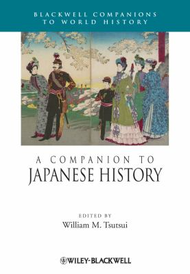 Companion to Japanese History   2006 9781405193399 Front Cover