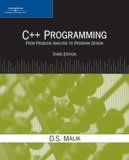 C++ Programming From Problem Analysis to Program Design 3rd 2007 (Revised) edition cover