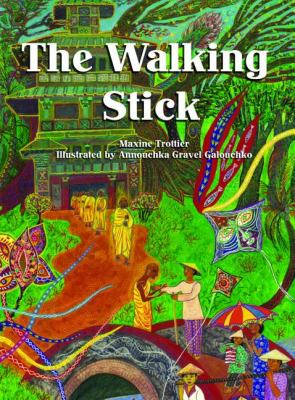Walking Stick   2012 9781554552399 Front Cover