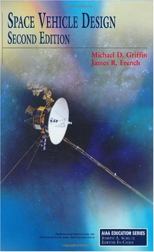 Space Vehicle Design  2nd 2004 edition cover