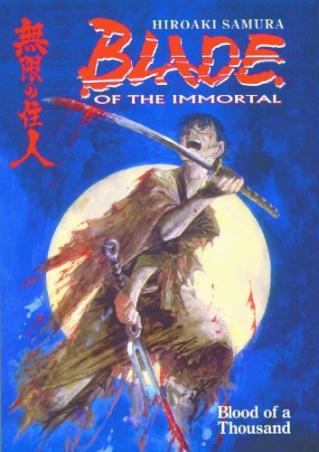Blood of a Thousand   2001 edition cover