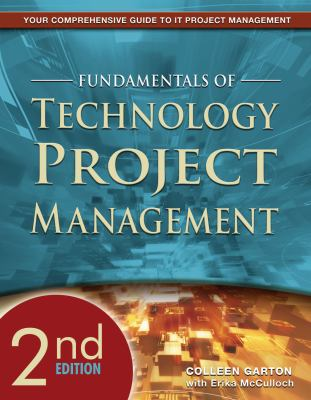 Fundamentals of Technology Project Management  2nd 2012 edition cover