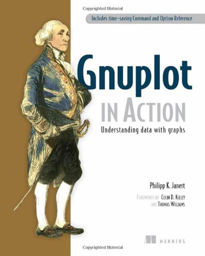 Gnuplot in Action Understanding Data with Graphs  2009 9781933988399 Front Cover