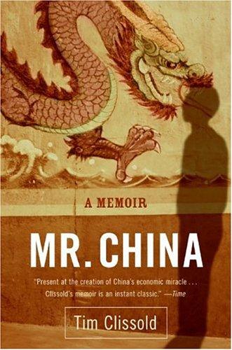 Mr. China A Memoir N/A edition cover