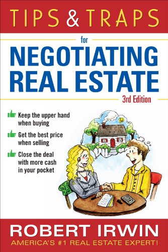Negotiating Real Estate  3rd 2011 edition cover