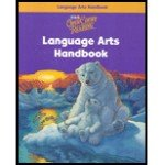 Language Arts Handbook   2002 (Student Manual, Study Guide, etc.) 9780075695400 Front Cover