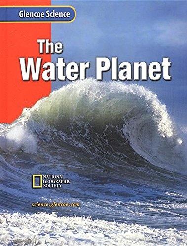 The Water Planet: Course H  2002 edition cover