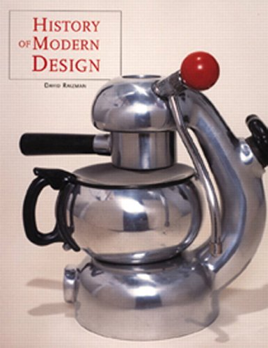 History of Modern Design   2004 edition cover