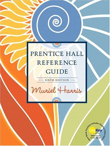 Prentice Hall Reference Guide  6th 2006 (Revised) edition cover