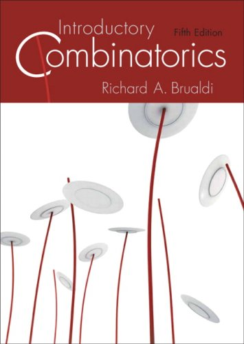 Introductory Combinatorics  5th 2010 edition cover