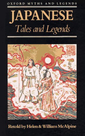 Japanese Tales and Legends  N/A edition cover