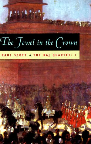 Jewel in the Crown  N/A edition cover