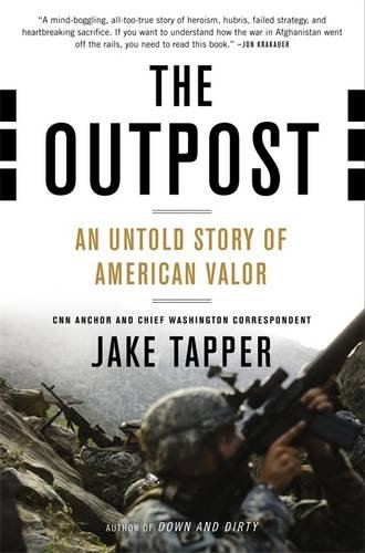 Outpost An Untold Story of American Valor  2013 edition cover