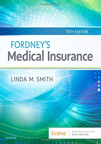Fordney's Medical Insurance:   2019 9780323594400 Front Cover