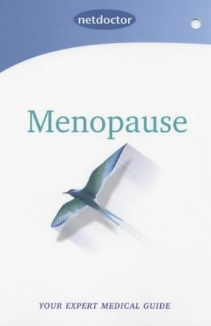 Menopause (Netdoctor) N/A edition cover