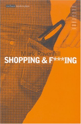 Shopping and F* * *Ing   1996 edition cover