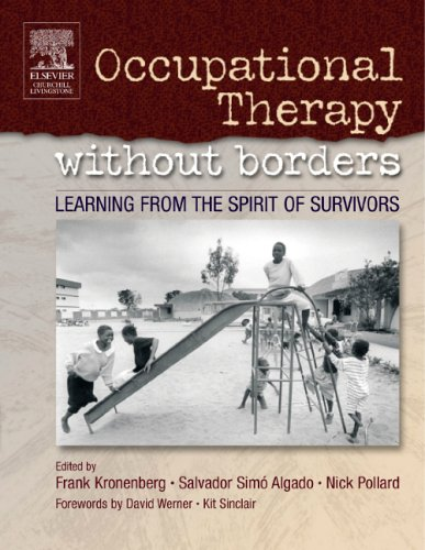 Occupational Therapy Without Borders Learning from the Spirit of Survivors  2004 edition cover
