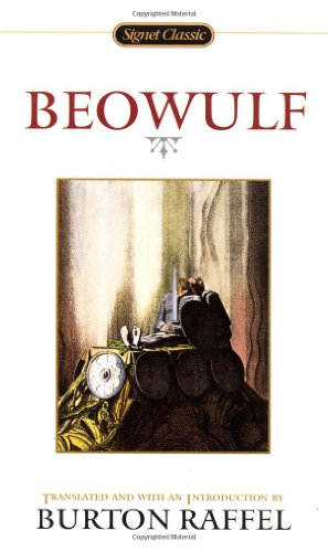 Beowulf   1963 edition cover